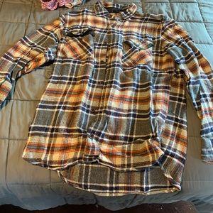 Ruff Hewn flannel